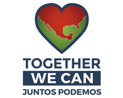 """Logo de """"Juntos Podemos"""""""